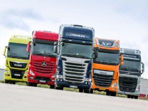 техпомощь грузовикам